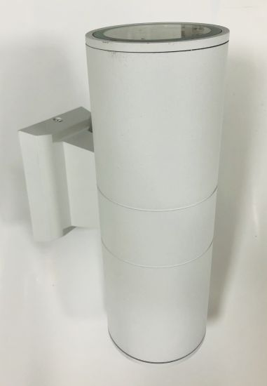 Подсветка стены белая LED Lemanso 2хE27 - G45/A60 IP65 LM1106