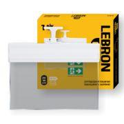 Аварийный светильник подвесной аккумуляторный 2W 800mAh 16-96-32 Lebron