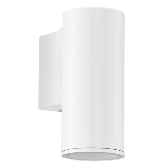 Настенный светильник уличный Eglo RIGA 1хGU10 IP44 белый