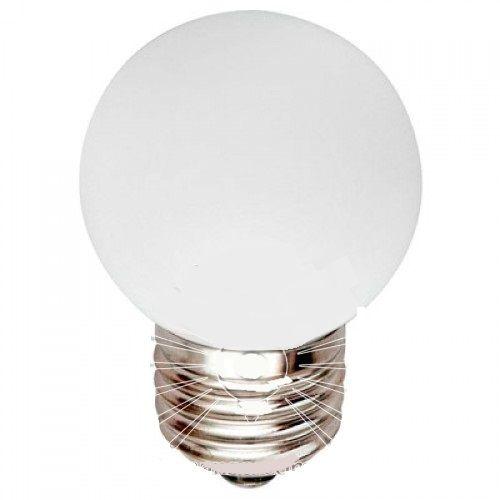 Лампа светодиодная 1,2W E27 2700K G45 Lemanso LM705