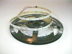 Светодиодная LED лента SMD3528 60 IP65 в силиконе герметичная цвет теплый белый Standart