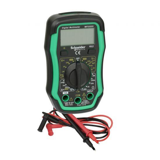 Цифровой мультиметр категории III 600V Schneider Electric