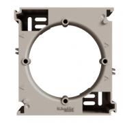 Коробка для зовнішнього монтажу НАБІРНА бронза Asfora Plus Schneider Electric EPH6100269