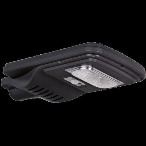 LED світильник вуличний 30W на сонячній батареї з датчиком руху 6500K IP65 VARGO VS-335