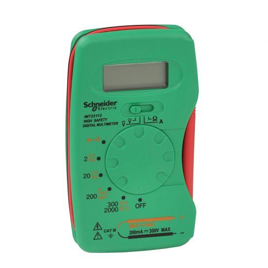 Цифровий мультиметр компактний Schneider Electric