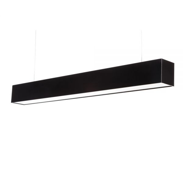 Линейный светильник Glauber Liner 46W 4000K 1500mm черный
