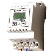 Реле напряжения Барьер 30А (6,6 кВт)