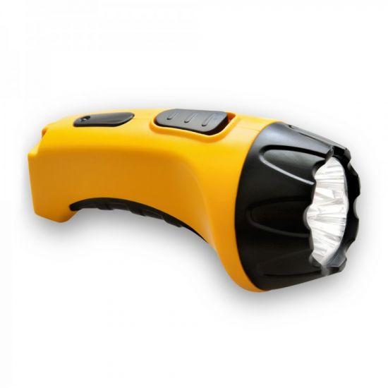 Светодиодный 4LED фонарь аккумуляторный (7 часов) Feron TN2293 DC