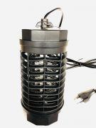 Світильник від комарів для знищення комах T5 4W G5 220-240V Lemanso LM3065 чорний 115x115x225мм