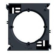 Коробка для зовнішнього монтажу НАБІРНА антрацит Asfora Plus Schneider Electric EPH6100271