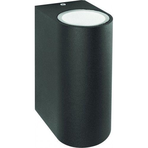 Архитектурный светильник 2xGU10 Feron DH015 черный