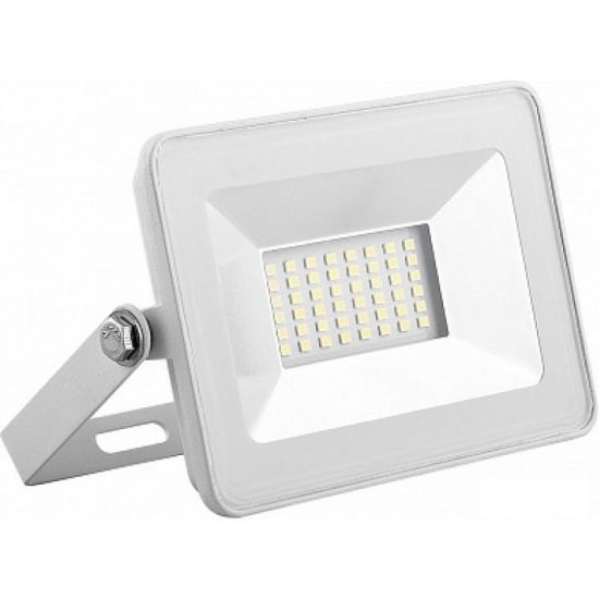 Прожектор светодиодный 100w 6500K IP65 6700LM LEMANSO белый LMP33-100