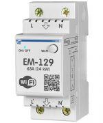 WI-FI лічильник електроенергії з функцією захисту та управління ЕМ-129