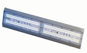 Світлодіодний промисловий світильник 100W 6200K IP65 Velmax V-LHB-1006