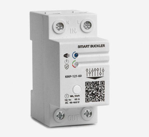 WiFi реле напруги 60А Баклер KMP-121-60