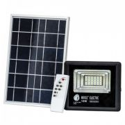 Прожектор светодиодный с солнечной панелью 10W 6400K TIGER