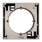 Коробка для зовнішнього монтажу бронза Asfora Plus Schneider Electric EPH6100169