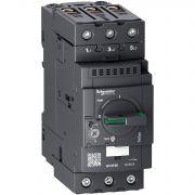 Автоматический выключатель двигателя с комбинированным расцепителем 70-80А зажим EVERLINK Schneider Electric