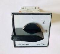 Кулачковий перемикач фаз Spamel 63А на Din LK63-2.83149/S03У