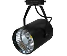 LED-Светильник LEDEX трековый 30W Black 6000K 101306