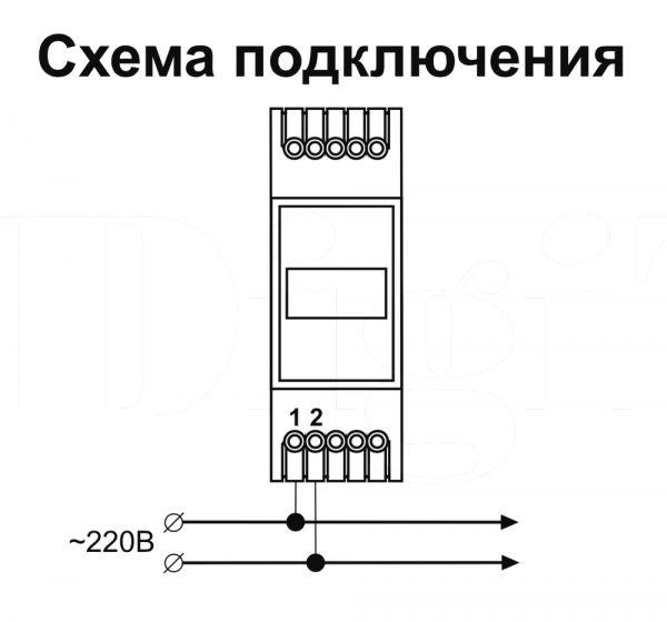 Вольтметр DigiTOP ВМ-1