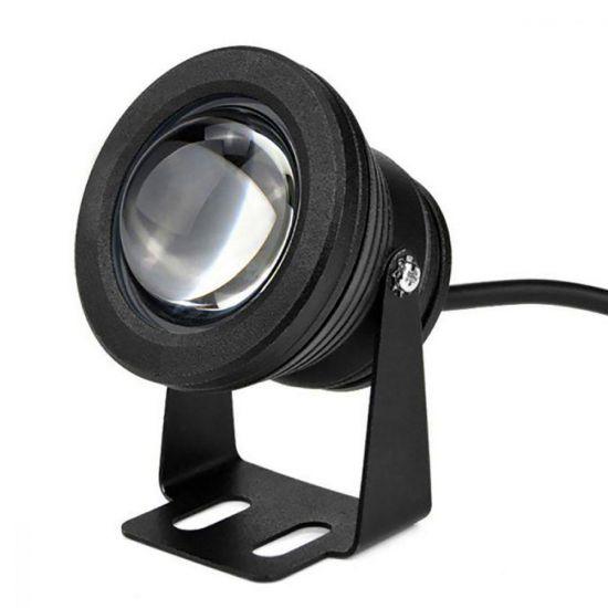 Светильник LED садовый Lemanso 10W 900LM 6500K IP65 черный LM3701 / LM17