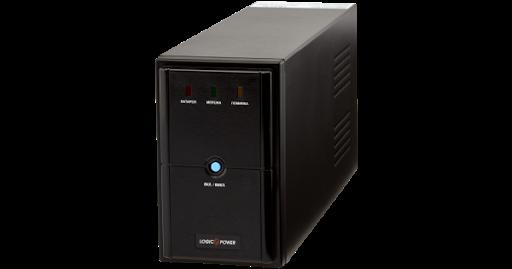 Источник бесперебойного питания UPS LogicPower LPM-825VA-P (577 Вт) линейно-интерактивный