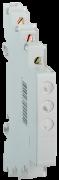 Світловий індикатор фаз IEK 400В 9мм MIF10-400