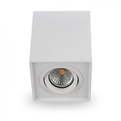 Акцентный светильник под лампу GU10 белый Feron ML305