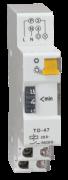 Таймер освещения ТО-47 16А 230В на DIN-рейку ІЕК MTA30-16