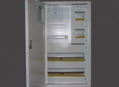 Щит встроенный для 3 фазного счетчика и 36 модулей NOVA ШМР-3Ф-В-36