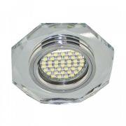 Встроенный светильник Feron 8020-2 с LED подсветкой